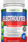 electrolyte replenishment