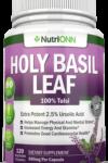 Tulsi Leaf Extract