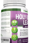 vegan holy basil leaf extract