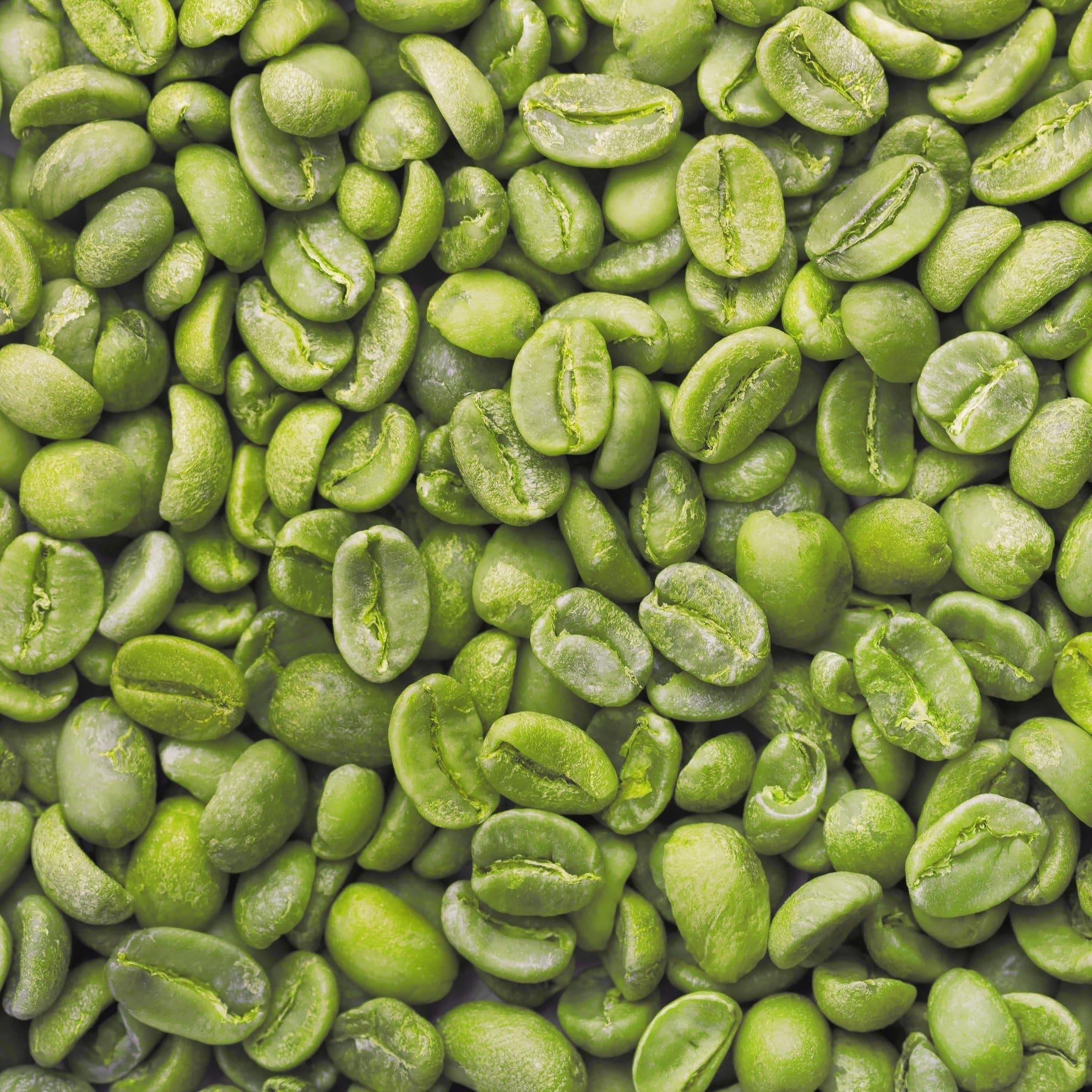 Похудения от зеленого кофе