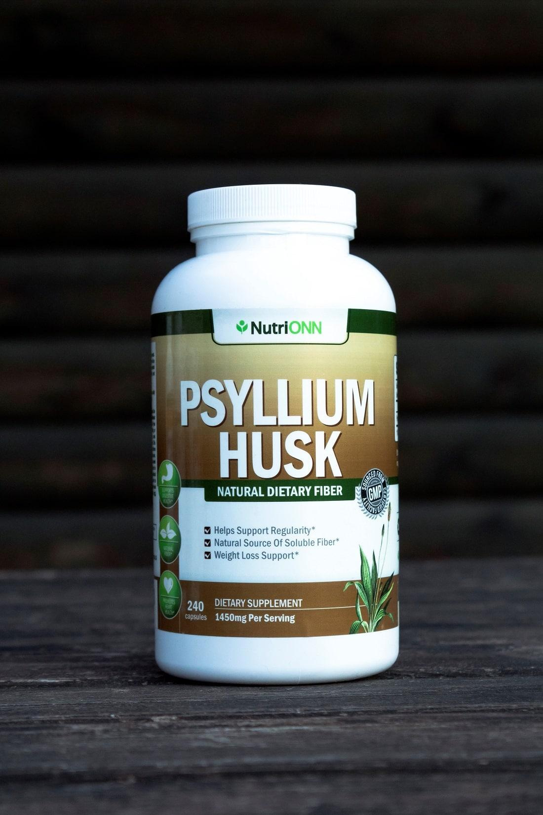 psyllium husk health benefits