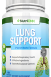 Natural Lung Support Supplement