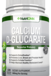 Calcium D-Glucarate Food Supplement