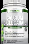 Calcium D-Glucarate Food Supplement