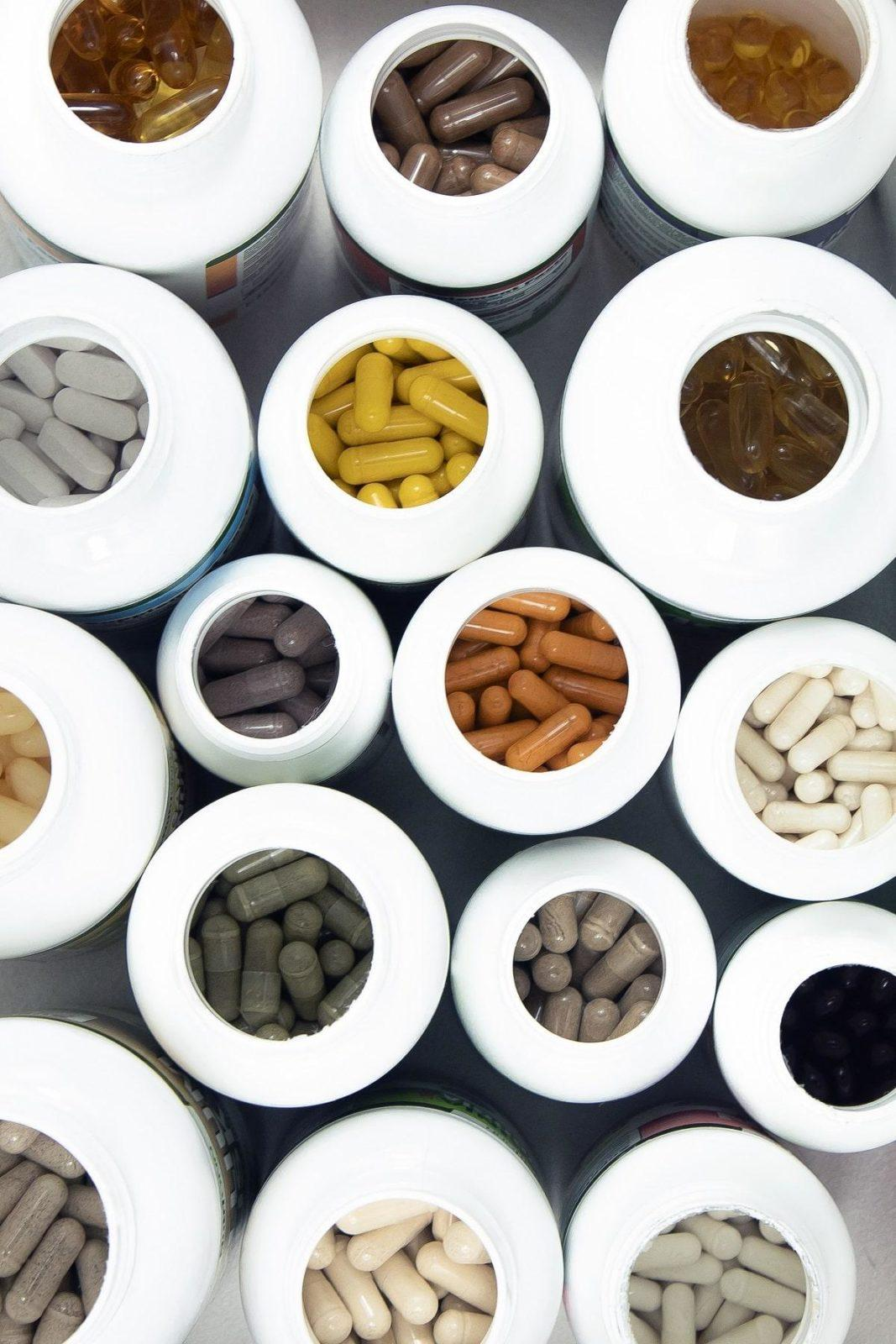 when to take natural food supplements