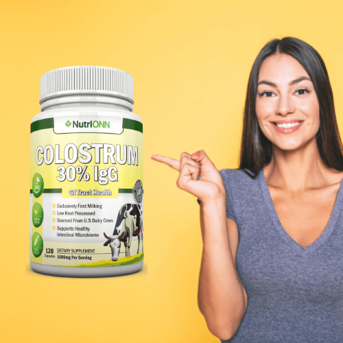 Colostrum key to happiness